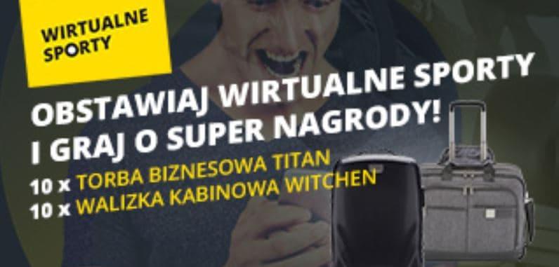 Wirtualne Sporty Fortuna. Graj o super nagrody!