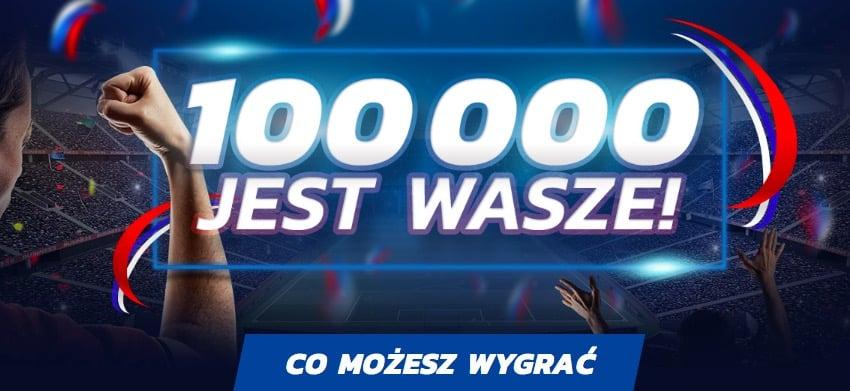 Konkurs na MŚ 2018 w eToto. 100.000 PLN do wygrania!