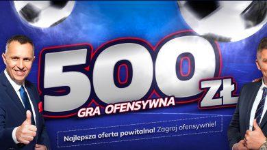 Bonus powitalny eToto. 500 PLN do odebrania!