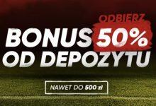 Bonus 500 PLN dla graczy Forbet!
