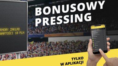 10 PLN za obstawianie Ekstraklasy. Fortuna ma dla ciebie bonus!