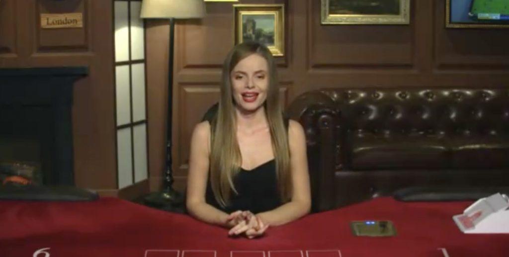 Granie w pokera w STS online. Krok 3
