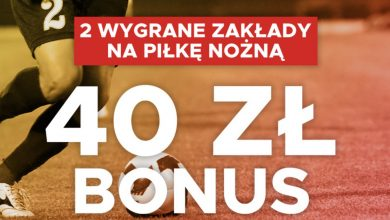 Photo of Betclic z bonusem piłkarskim. 40 PLN na weekend!
