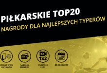 Fortuna i konkurs Piłkarskie TOP 20. Co do wygrania?