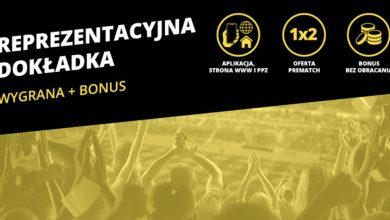 Fortuna ma dla graczy bonusy na mecz Polaków!