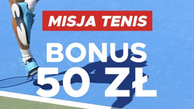 Betclic ma 50 PLN dla graczy. Tylko do końca tygodnia, tylko na US Open!