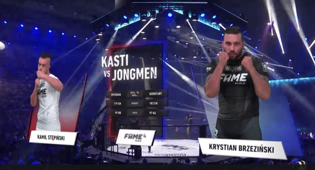 Jak obejrzeć FAME MMA 5 za darmo w internecie?