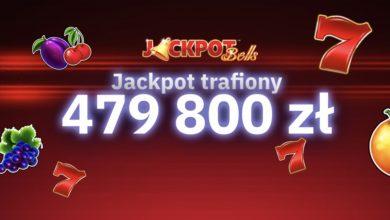 Photo of Jackpot w Total Casino rozbity po raz kolejny! Nagroda? 479.800 PLN!