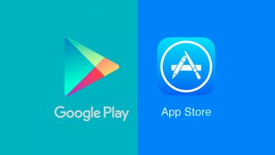 Photo of App Store vs Google Play